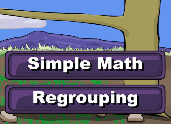 regrouping in addition, subtraction